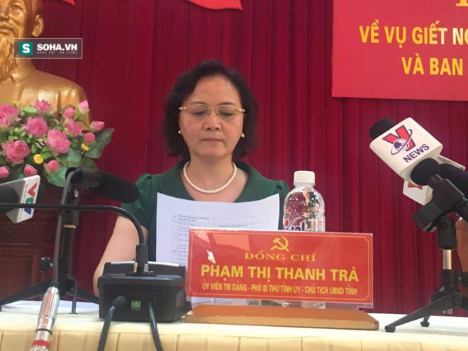 Họp báo vụ Bí thư và Chủ tịch HĐND tỉnh Yên Bái bị bắn chết - Ảnh 6.