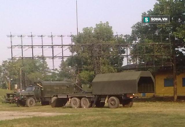 Chính thức đưa 4 đài radar cảnh giới hiện đại hóa vào sử dụng - Ảnh 3.
