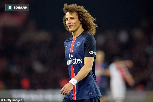 Cú sốc ngày cuối chuyển nhượng: Chelsea vung tiền cho David Luiz - Ảnh 1.