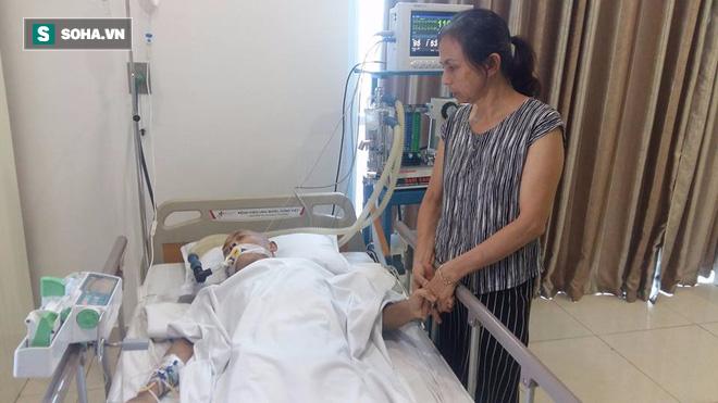 Gia đình xin bệnh viện cho NSƯT Hán Văn Tình về nhà  - Ảnh 1.