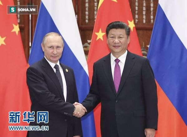 Putin: Nga ủng hộ Trung Quốc không thừa nhận phán quyết của PCA - Ảnh 1.