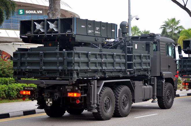 Kết hợp tên lửa phòng không Pháp - Israel: Lưới lửa mạnh nhất ĐNÁ - Ảnh 1.