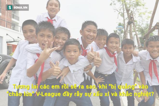 Trăm tỷ cho giấc mơ World Cup, trăm triệu bản quyền phủi và nỗi buồn V-League - Ảnh 5.
