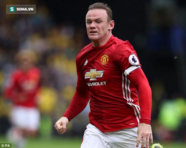 Bênh Rooney nhưng Mourinho sẽ... trảm đội trưởng Man United - Ảnh 2.
