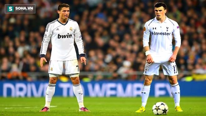Quá bất mãn, Bale muốn rời Real, gia nhập Man United - Ảnh 1.