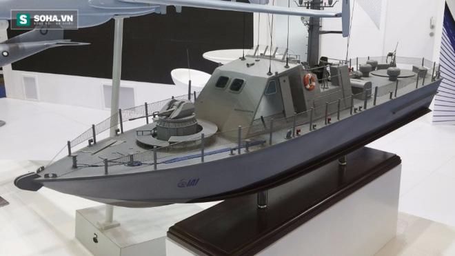 Israel chào bán tàu tấn công nhanh cho Philippines - Ảnh 1.