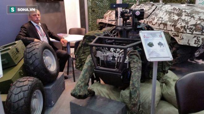 Top 10 vũ khí rác rưởi hiếm có nhất của Nga - Ảnh 2.