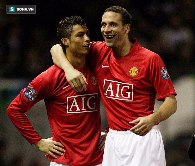 Tung clip khó đỡ, Ferdinand bất ngờ bị Ronaldo văng tục - Ảnh 3.
