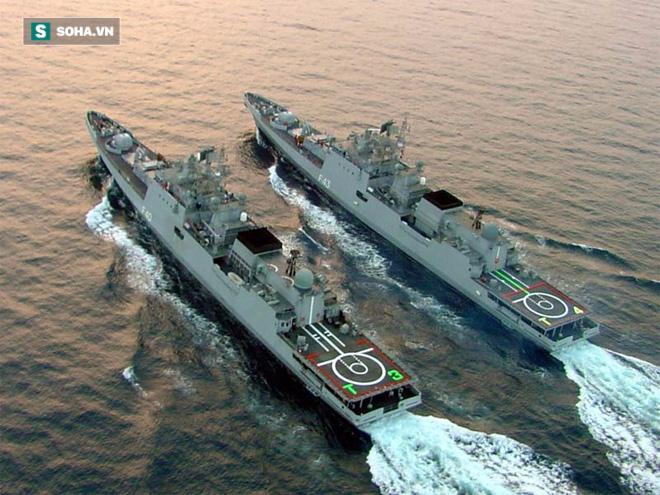 Ấn Độ và Nga sẽ sớm ký hợp đồng đặt mua tên lửa S-400 - Ảnh 1.