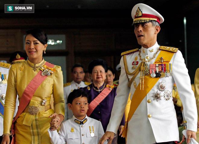 Thái tử kế vị Thái Lan: Một chân dung khác lạ - Ảnh 3.