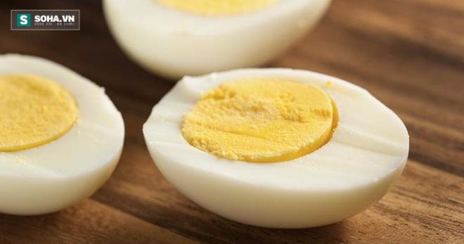 Trứng luộc hay rán tốt cho sức khỏe hơn? - Ảnh 1.