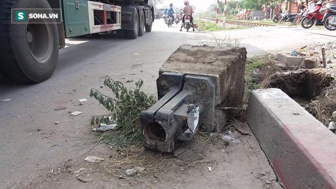 Lời kể nhân chứng vụ tai nạn tàu hỏa khiến 5 người chết ở Hà Nội - Ảnh 6.