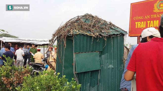 Lời kể nhân chứng vụ tai nạn tàu hỏa khiến 5 người chết ở Hà Nội - Ảnh 9.