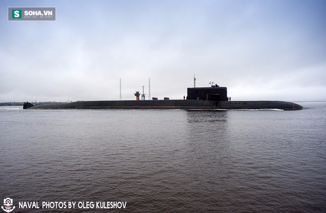 Nga đưa tàu ngầm gián điệp siêu bí mật trở lại biển khơi - Ảnh 1.