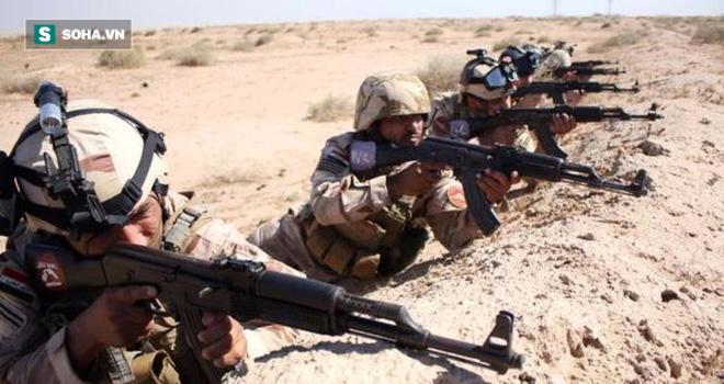 Cách chơi thâm nho của Mỹ ở Mosul, Iraq: Bắt cóc bỏ đĩa? - Ảnh 1.