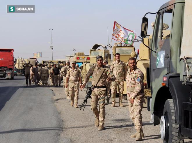 Cách chơi thâm nho của Mỹ ở Mosul, Iraq: Bắt cóc bỏ đĩa? - Ảnh 2.