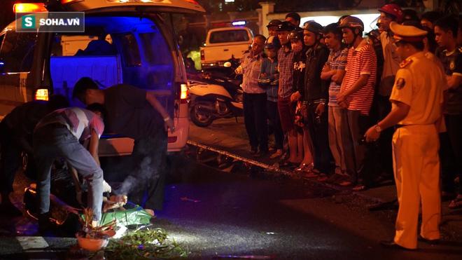 Bình Dương: Chạy xe lấn làn, người đàn ông bị bánh xe tải cán tử vong - Ảnh 1.