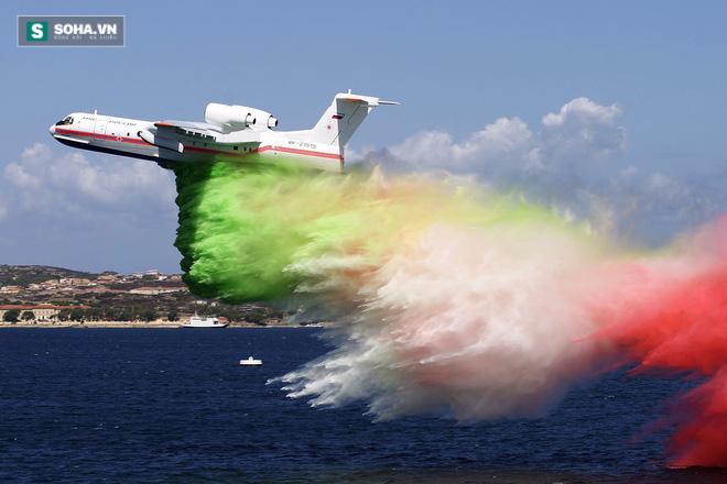 Nga bán thủy phi cơ Be-200 cho Trung Quốc - Ảnh 1.