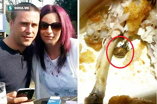 Gà rán KFC tẩm ướp gia vị lạ khiến thai phụ ở tháng thứ 7 ngộ độc suốt ba ngày - Ảnh 1.