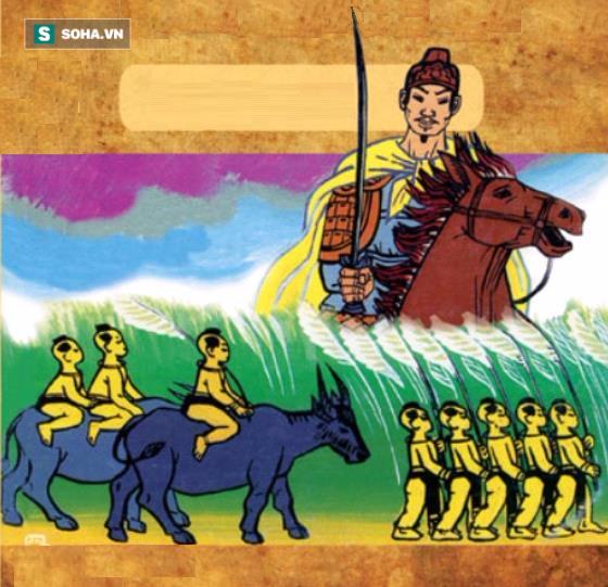 Số phận trái ngược của hai thanh gươm báu của vua Đinh Tiên Hoàng - Ảnh 1.