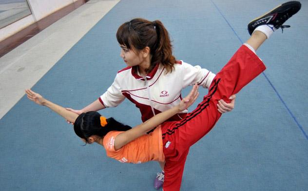Câu chuyện về nữ võ sĩ suýt so tài với Midu - Ảnh 3.