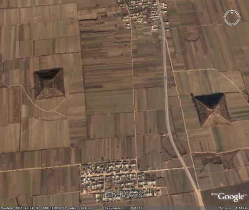 Đại kim tự tháp ở Trung Quốc – Bí ẩn chưa thể khám phá - Ảnh 2.