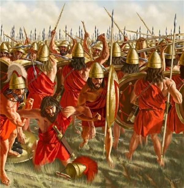 Leuctra - Trận đại chiến phá hủy danh tiếng của người Sparta! - Ảnh 5.