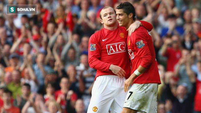 Ronaldo - Man United: Nếu nhớ đến nhau, xin về đây với nhau! - Ảnh 4.
