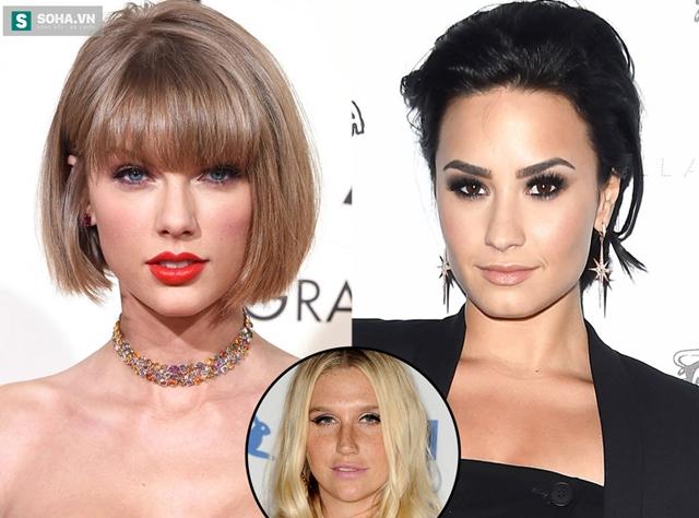Hàng loạt sao tố Taylor Swift là người thô lỗ, giả tạo - Ảnh 1.