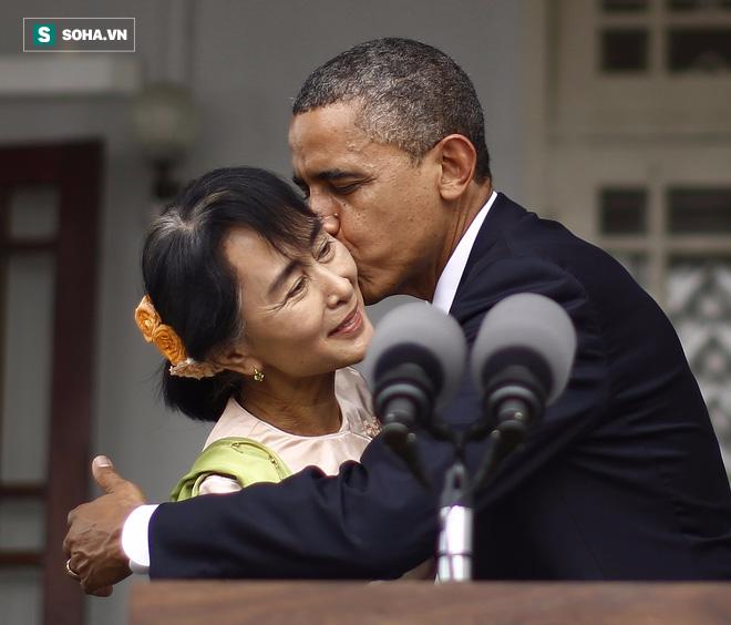 Đu dây giữa Mỹ - Trung, người phụ nữ này là bậc thầy của ông Duterte - Ảnh 1.