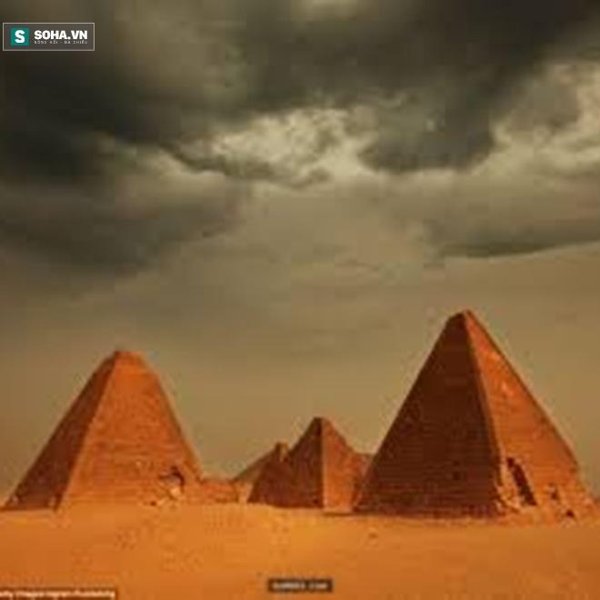 Đừng nhầm, Ai Cập không phải là vương quốc sở hữu nhiều kim tự tháp nhất thế giới - Ảnh 1.