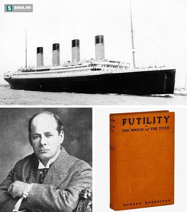 Bí ẩn lời tiên tri đáng sợ về thảm kịch chìm tàu kinh hoàng bậc nhất trong lịch sử  - Ảnh 1.