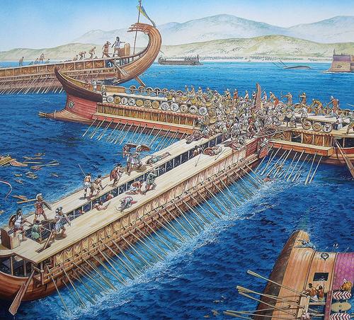 Salamis - Trận hải chiến lớn bậc nhất lịch sử thế giới cổ đại! - Ảnh 3.