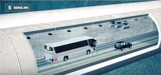 Na Uy chi mạnh 25 tỷ USD để xây dựng đường hầm dưới nước cực khủng cho ô tô  - Ảnh 1.