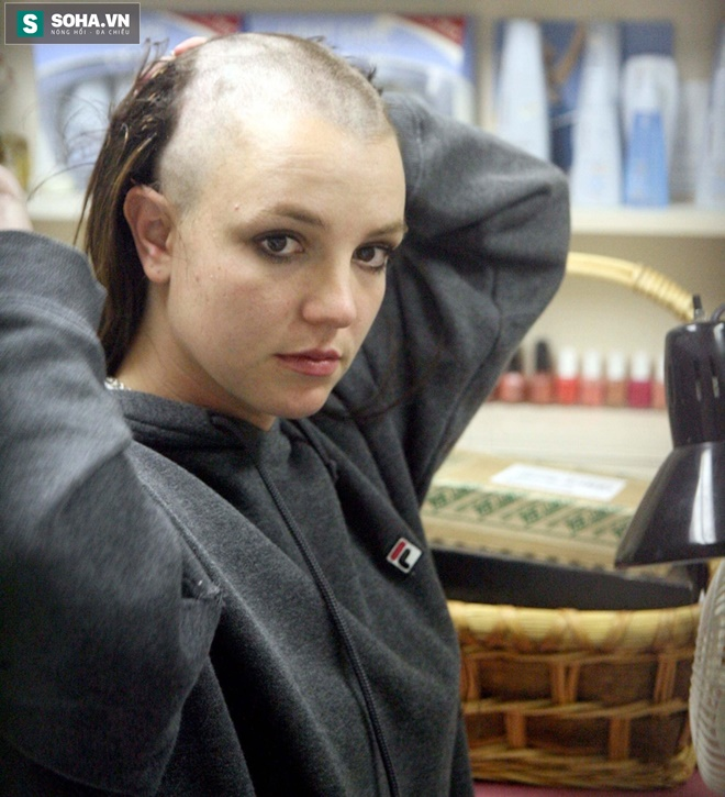 Hành trình đứng dậy sau scandal của Britney Spears - Ảnh 7.