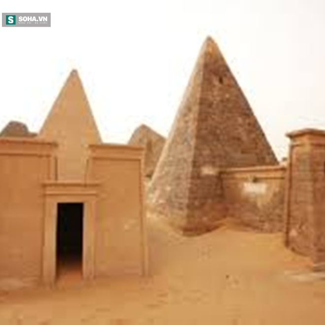 Đừng nhầm, Ai Cập không phải là vương quốc sở hữu nhiều kim tự tháp nhất thế giới - Ảnh 2.