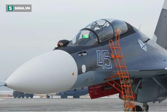 Chúng tôi đặc biệt yêu thích và đánh giá cao uy lực của Su-30SM phiên bản hải quân! - Ảnh 1.