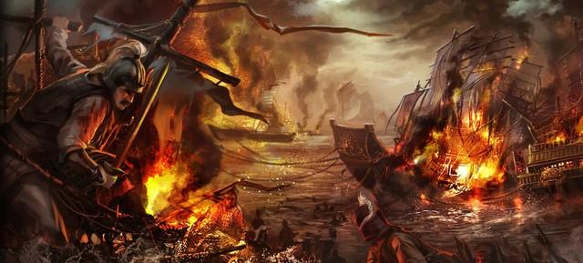 Hỏa chiến đầm Thị Nại: Trận Xích Bích dữ dội trong lịch sử VN - Ảnh 2.