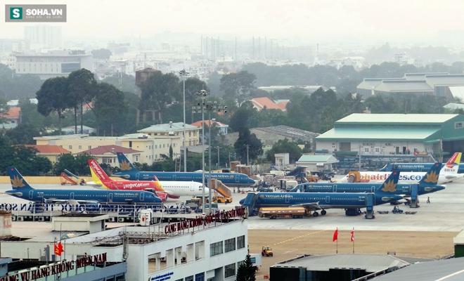 Giải cứu sân bay Tân Sơn Nhất với hơn 1.800 tỷ đồng - Ảnh 1.