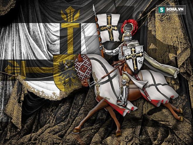 Hiệp sĩ Teutons - Những người từng thống trị thời Trung Cổ là ai? - Ảnh 2.