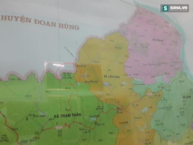 CA huyện khẳng định không có chất thải nguy hại của Formosa chuyển về Phú Thọ - Ảnh 2.
