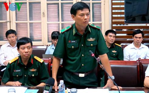 Hinh ảnh Tan Hoang Sau Cơn Bao Số 3 Va Phat Biểu đang Suy Ngẫm Của Vị Tướng Bien Phong