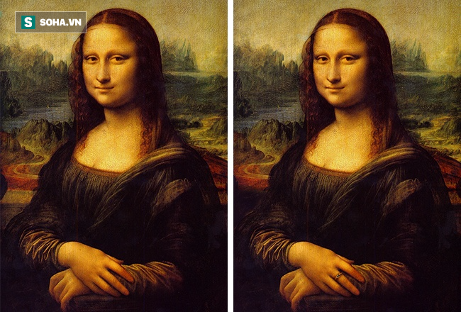 90% người không thể nhận ra điều bất thường trong siêu họa phẩm Mona Lisa của Da Vinci  - Ảnh 4.