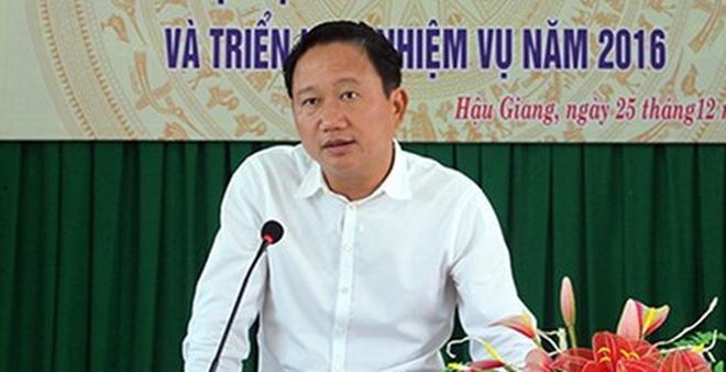 Chủ tịch nước: Trịnh Xuân Thanh có trốn cũng khó thoát - Ảnh 1.