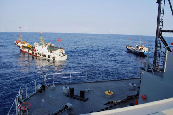 Phản ứng của Mỹ khi Trung Quốc bắt UUV hé lộ một tín hiệu đáng sợ - Ảnh 1.
