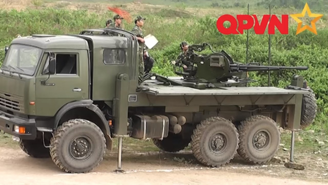 VN đưa pháo ZU-23-2 lên xe thiết giáp BTR-50: Máy bay, xe tăng, bộ binh diệt tuốt! - Ảnh 4.