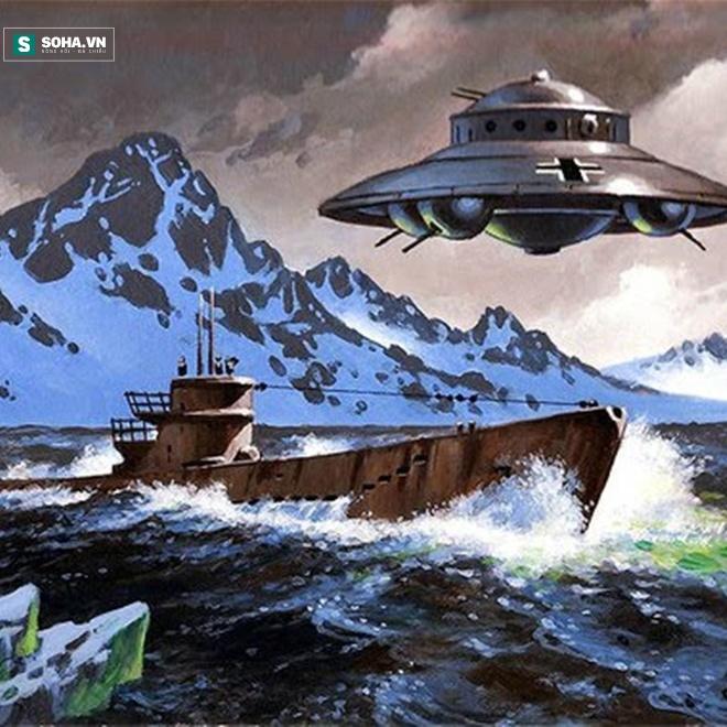 """Đã phát hiện 7 hiện tượng siêu bí ẩn ở Nam Cực - """"miền đất hứa"""" của trùm phát xít Hitler - Ảnh 4."""
