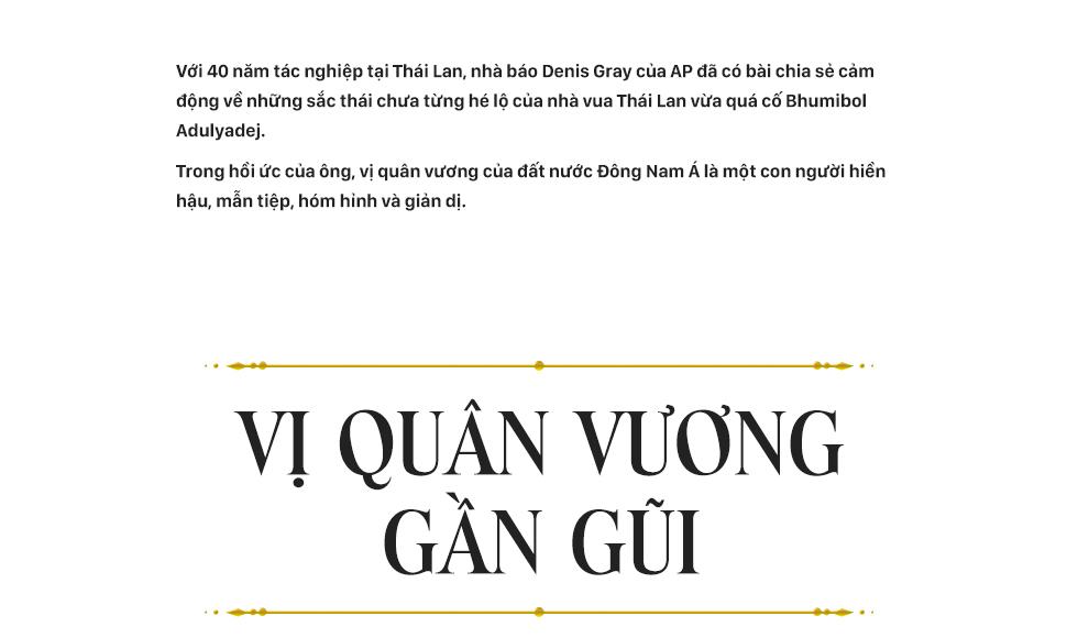 Vua Thái Lan: Người vực dậy ngai vàng từ vực thẳm - Ảnh 1.