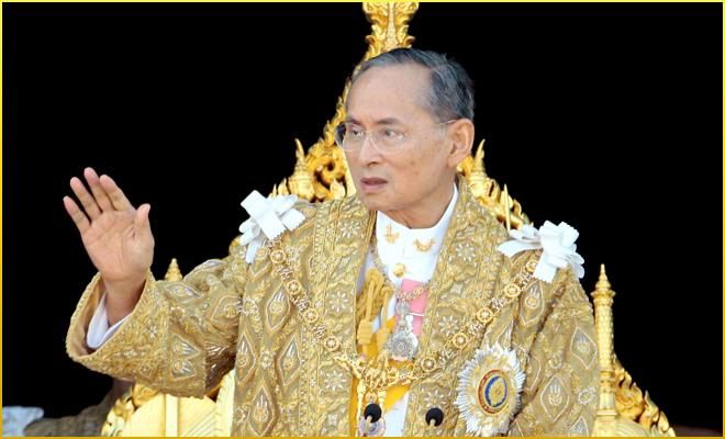 Vua Thái Lan: Người vực dậy ngai vàng từ vực thẳm - Ảnh 2.