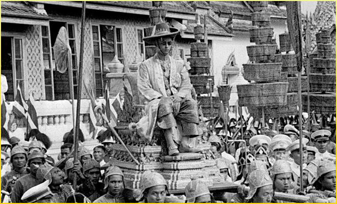Vua Thái Lan: Người vực dậy ngai vàng từ vực thẳm - Ảnh 9.